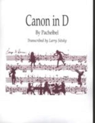 CANON IN D ED SITSKY   AUTHORISED COPY