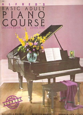 AB ADULT PIANO LESSON LEVEL 1