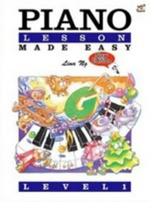 PIANO LESSON MADE EASY LEVEL 1