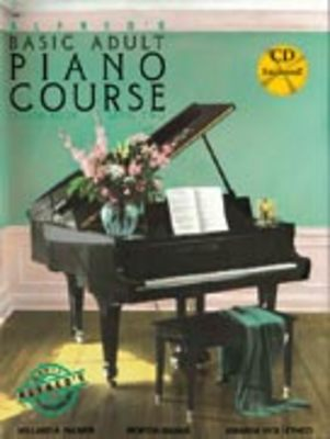 AB ADULT PIANO LESSON LEVEL 2 BK/CD