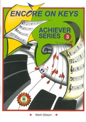 ENCORE ON KEYS ACHIEVER SERIES CD KIT LEVEL 3