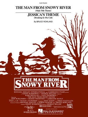 MAN FROM SNOWY RIVER AND JESSICAS THEME EP