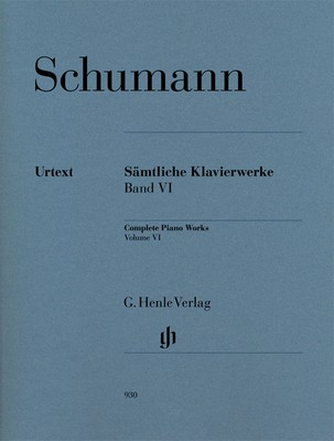 Cheap music books schumann complete piano works vol 6 fandeluxe Images