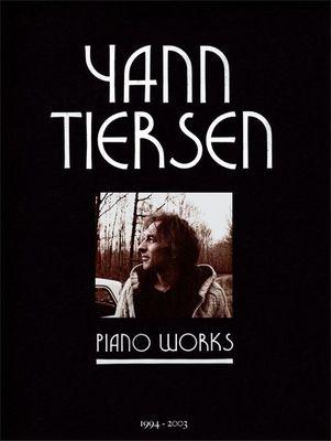 Cheap music books yann tiersen piano works 1994 2003 fandeluxe Gallery