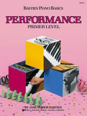 PIANO BASICS PERFORMANCE LEVEL PRIMER
