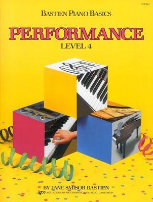 PIANO BASICS PERFORMANCE LEVEL 4