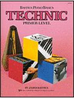 PIANO BASICS TECHNIC LEVEL PRIMER