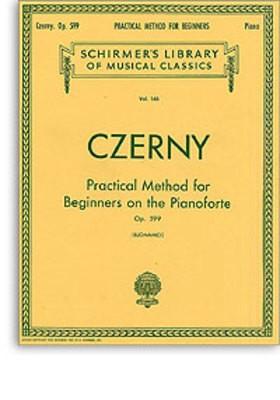 CZERNY   PRACTICAL METHOD OP 599