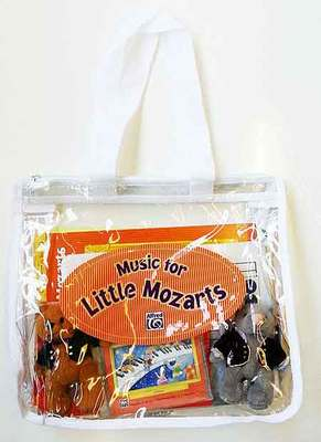 MUSIC FOR LITTLE MOZARTS DELUXE STARTER KIT