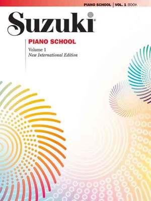 SUZUKI PIANO SCHOOL BK 1 NEW INT ED 2008