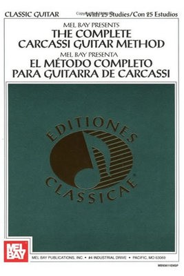 COMPLETE CARCASSI GUITAR METHOD