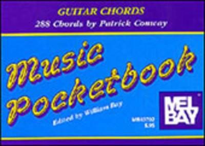 GUITAR CHORDS POCKET BOOK