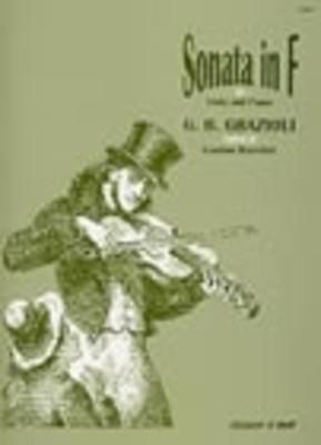 BATTISTA   SONATA IN F VIOLA & PIANO