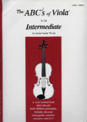 ABCS OF VIOLA BK 2 INTERMEDIATE