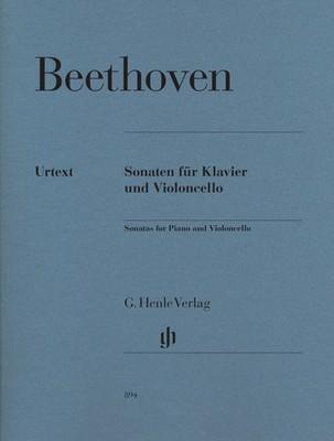 BEETHOVEN   SONATAS FOR CELLO AND PIANO