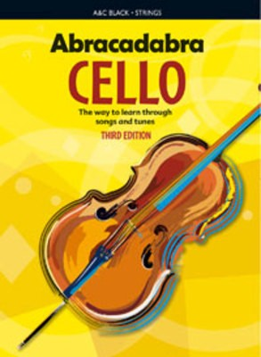 ABRACADABRA CELLO BK ONLY 3RD ED