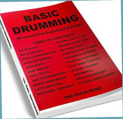 BASIC DRUMMING REVISED AND EXPANDED
