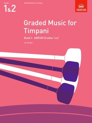 A B GRADED MUSIC TIMPANI BK 1 GR 1-2