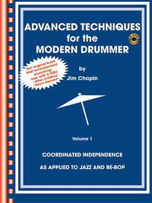 ADVANCED TECHNIQUES FOR MODERN DRUMMER BK/2CD