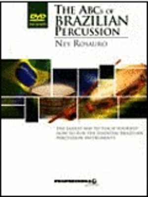 ABCS OF BRAZILIAN PERCUSSION BK/DVD
