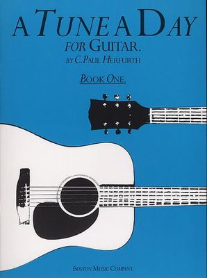 Cheap music books a tune a day guitar bk 1 fandeluxe Images