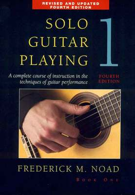 SOLO GUITAR PLAYING BK 1 BK/CD 4TH EDITION