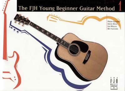 YOUNG BEGINNER GUITAR METHOD LESSON BK 1