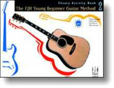 YOUNG BEGINNER GUITAR METHOD  THEORY BK 2