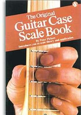 ORIGINAL GUITAR CASE SCALE BOOK