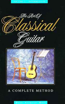 ART OF CLASSICAL GUITAR BK 1 ELEMENTARY