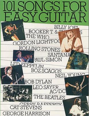 101 SONGS FOR EASY GUITAR BK 4