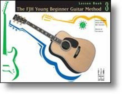 YOUNG BEGINNER GUITAR METHOD LESSON BK 3