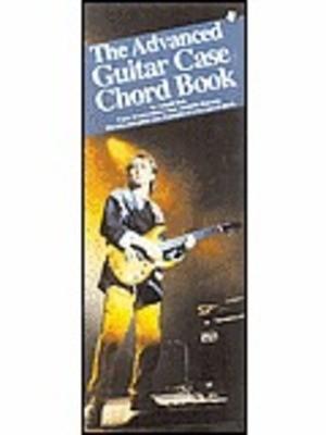 ADVANCED GTR CASE CHORD BOOK