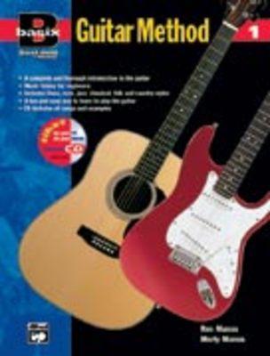 BASIX GUITAR METHOD BK 1 BK/ECD GTR & Cheap Music Books