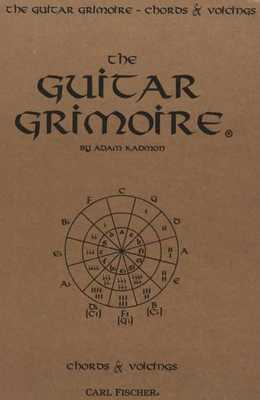GUITAR GRIMOIRE CHORDS AND VOICINGS GTR