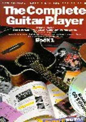 COMPLETE GUITAR PLAYER BK 1 BK/CD NEW ED