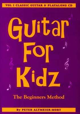 GUITAR FOR KIDZ BK 1 BK/CD