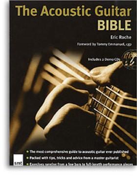 ACOUSTIC GUITAR BIBLE BK/2CD