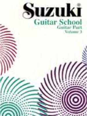 SUZUKI GUITAR SCHOOL BK 2