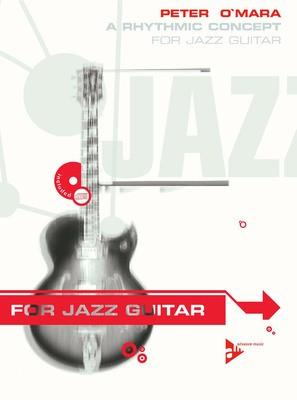 RHYTHMIC CONCEPT FOR JAZZ GUITAR BK/2CD