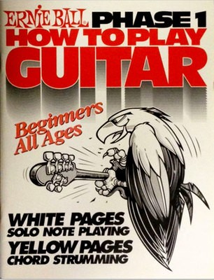 HOW TO PLAY GUITAR PHASE 1