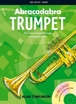 ABRACADABRA TRUMPET BK/CD NEW ED