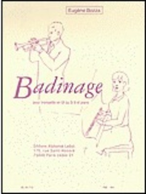 BADINAGE TPT/PNO
