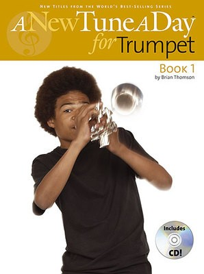 A NEW TUNE A DAY TRUMPET BK 1 BK/CD