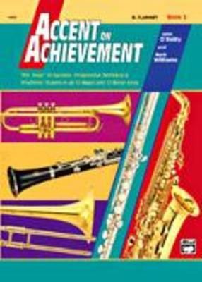 ACCENT ON ACHIEVEMENT BK 3 TROMBONE