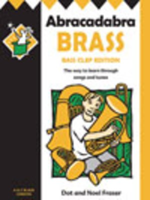 ABRACADABRA BRASS BC TRB/BAR/EUPH NEW ED