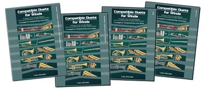 COMPATIBLE DUETS FOR WINDS TUBA