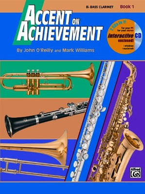 ACCENT ON ACHIEVEMENT BK 1 CLARINET