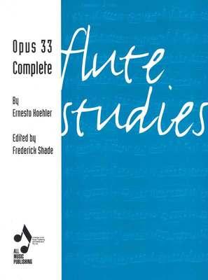 Flute Studies Op. 33 Complete