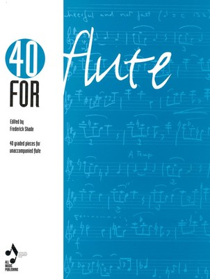 FORTY FOR FLUTE